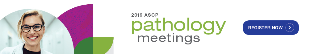Fall Pathology Meetings