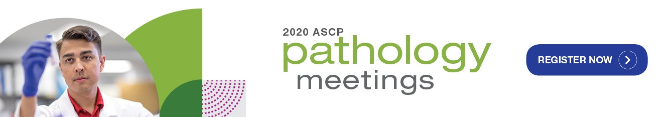 Spring Pathology Meetings